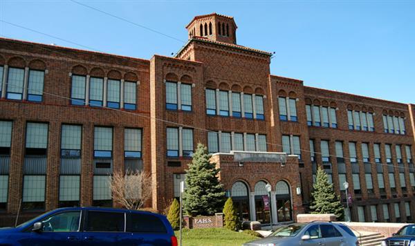 Pottsville Area School District Homepage